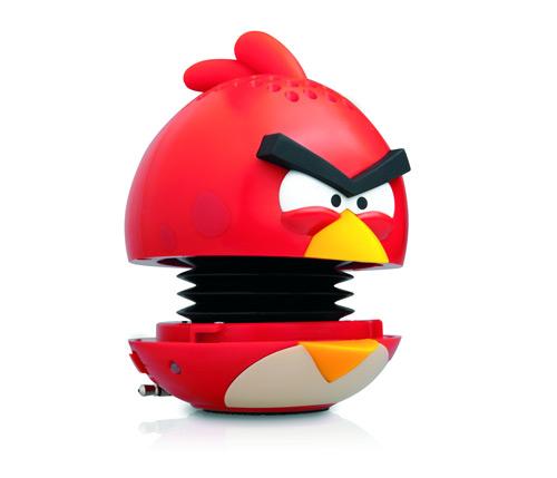 Bộ sưu tập loa di động phong cách Angry Birds 6