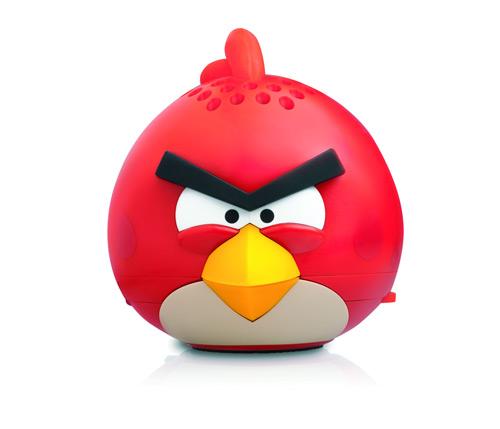 Bộ sưu tập loa di động phong cách Angry Birds 7