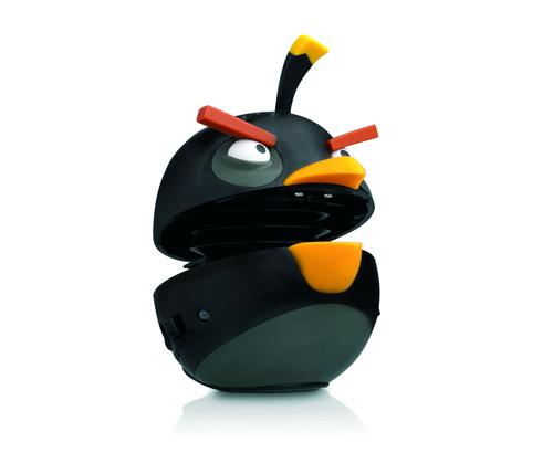 Bộ sưu tập loa di động phong cách Angry Birds 9