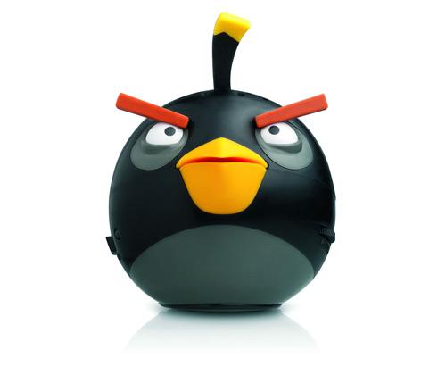 Bộ sưu tập loa di động phong cách Angry Birds 10