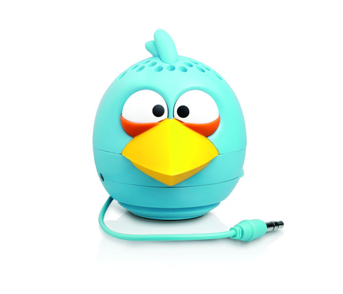 Bộ sưu tập loa di động phong cách Angry Birds 11