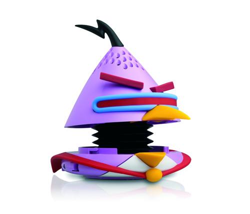 Bộ sưu tập loa di động phong cách Angry Birds 15