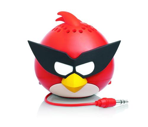 Bộ sưu tập loa di động phong cách Angry Birds 17