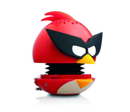 Bộ sưu tập loa di động phong cách Angry Birds 18