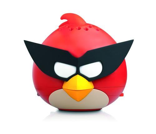 Bộ sưu tập loa di động phong cách Angry Birds 19