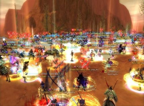 Con Đường Tơ Lụa ra mắt giải đấu Quần Long Chi Chiến 2