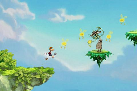 Rayman Jungle Run ra mắt vào 20/09/2012 4
