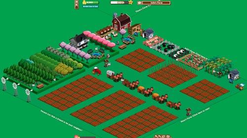 FarmVille thành công nhờ áp dụng Gamification 4