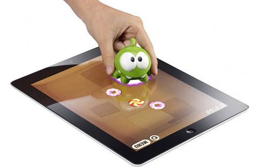 Apptivity Play: Tương tác trực tiếp với game trên iPad 3