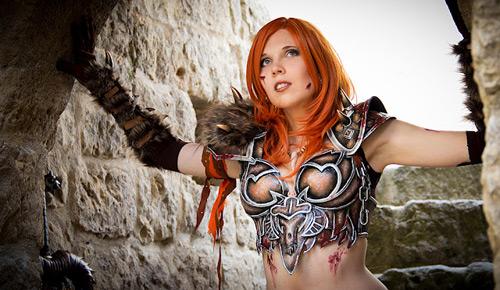 Thêm một bộ ảnh cosplay tuyệt vời về Barbarian! 2