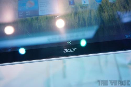 Acer ra mắt máy tính bảng giá rẻ Iconia Tab A110 9