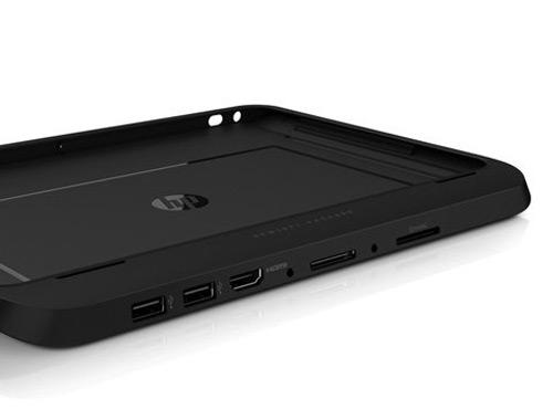HP ra máy tính bảng vỏ nhôm chống va đập 4