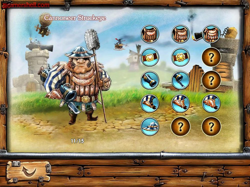 Fantasy Conflict: Game mới của Spellbound Games 1
