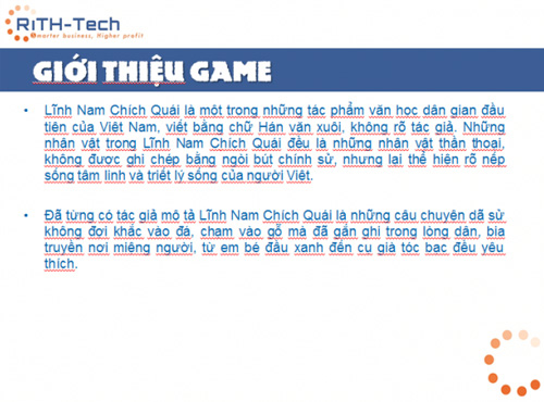 Lộ diện webgame thuần Việt Dòng Máu Lạc Hồng 5