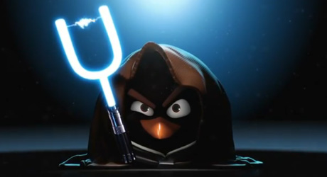 Angry Birds Star Wars sẽ ra mắt vào 08/11 2