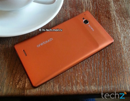 """TCL """"lộ hàng"""" smartphone Alcatel One Touch 2"""