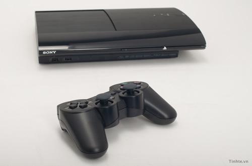 Cận cảnh máy chơi game PS3 Super Slim tại Việt Nam 25