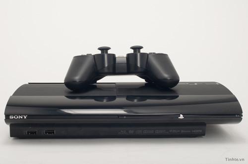 Cận cảnh máy chơi game PS3 Super Slim tại Việt Nam 24