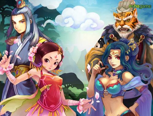 Soha Game ra mắt game mạng xã hội Yêu Giới 3