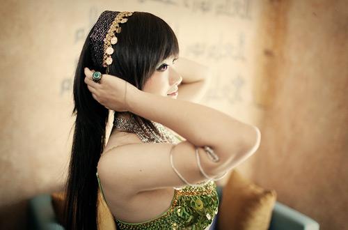 Những nàng vũ công xinh đẹp của Giáng Long Chi Kiếm 12