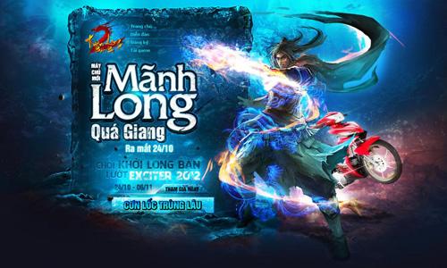TLBB ra mắt máy chủ mới Mãnh Long Quá Giang 1