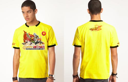 Gunny Open Tournament 2012 công bố áo đồng phục 1