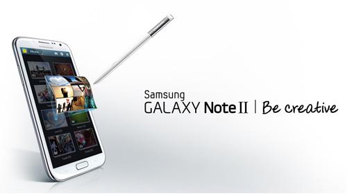 Ongame tổ chức đấu giá ngược Galaxy Note II 2