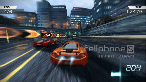 Need for Speed: Most Wanted ra mắt từ 30/10 2