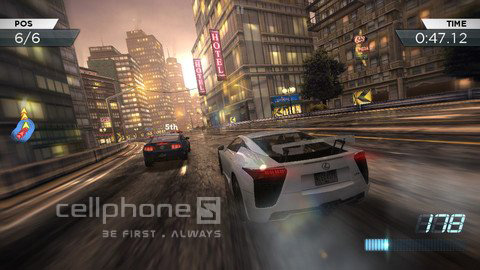 Need for Speed: Most Wanted ra mắt từ 30/10 3