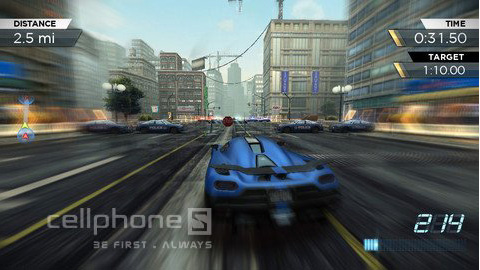 Need for Speed: Most Wanted ra mắt từ 30/10 5