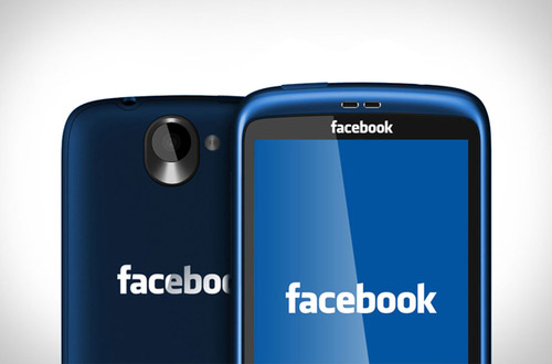 Smartphone của Facebook dần lộ diện 2