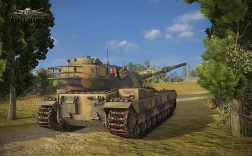 World of Tanks 8.1 có mặt tại Việt Nam từ sáng mai 3