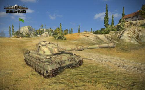 World of Tanks 8.1 có mặt tại Việt Nam từ sáng mai 4
