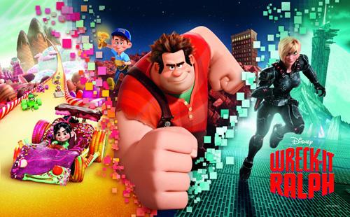 Wreck-It-Ralph: Trở về tuổi thơ với điện tử bốn nút 2