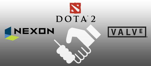 Nexon phát hành DotA 2 tại Nhật Bản và Hàn Quốc 1