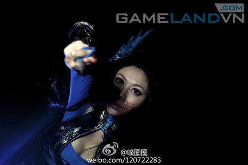 VLTK 3: Bộ ảnh cosplay tuyệt đẹp về nữ đệ tử Đường Môn 9