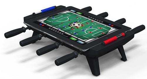 Bộ phụ kiện biến iPad thành bàn chơi bi lắc 2