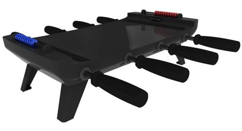 Bộ phụ kiện biến iPad thành bàn chơi bi lắc 3