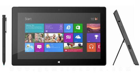 Máy tính bảng Surface Pro có giá 18 triệu đồng 2