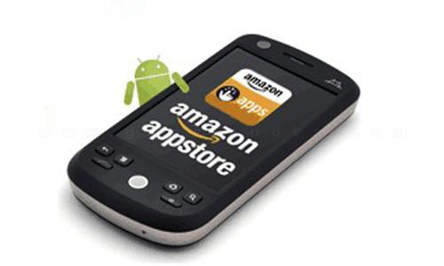 Amazon Appstore tăng 500% lượt tải ứng dụng 2