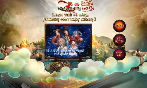 Đông Phương Hiệp gia nhập làng game Việt 2