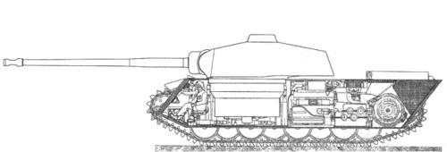 World of Tanks: Giải mã xe tăng Pháp FCM 50t 1