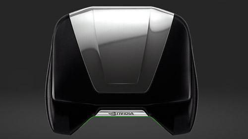 Nvidia giới thiệu máy chơi game Project Shield 8