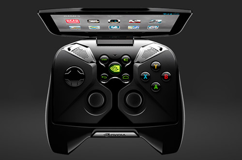 Nvidia giới thiệu máy chơi game Project Shield 9