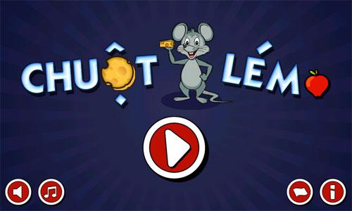 Thử thách trí thông minh với game Chuột Lém 2
