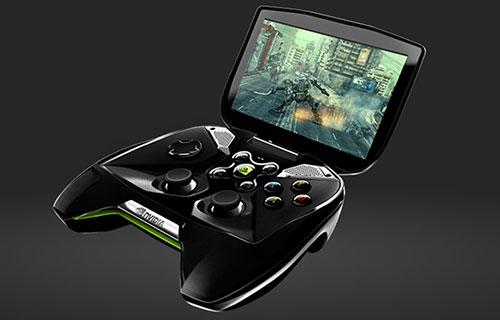 Nvidia kiếm tiền từ phần cứng Project Shield 2