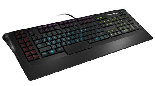 SteelSeries giới thiệu hai bàn phím chơi game mới 7