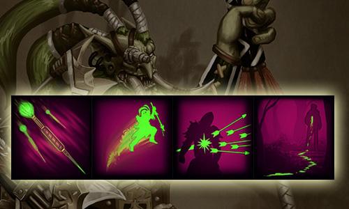 Heroes of Newerth giới thiệu tiểu sử của Bushwack 2