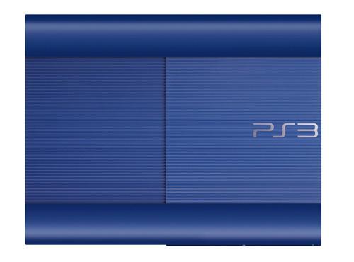 Sony bán giới hạn PlayStation 3 Super-Slim đỏ và xanh 4