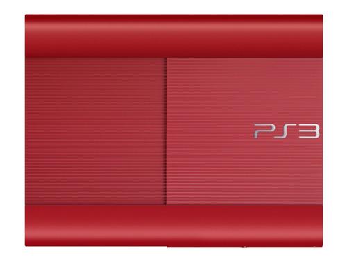 Sony bán giới hạn PlayStation 3 Super-Slim đỏ và xanh 7